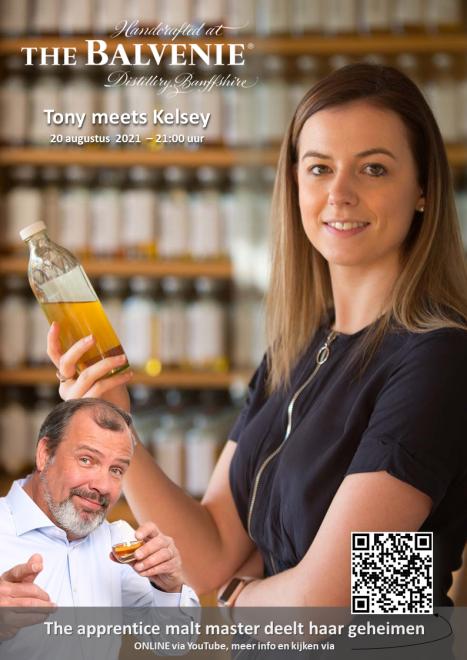 Tony meets Kelsey